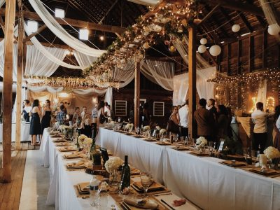 How to Pull Off the Rustic Wedding Theme